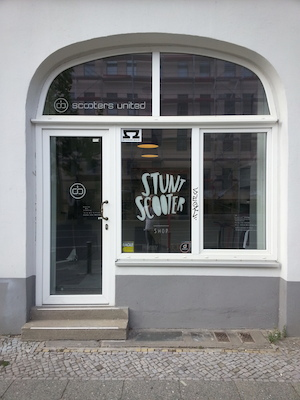 Shop Schaufenster